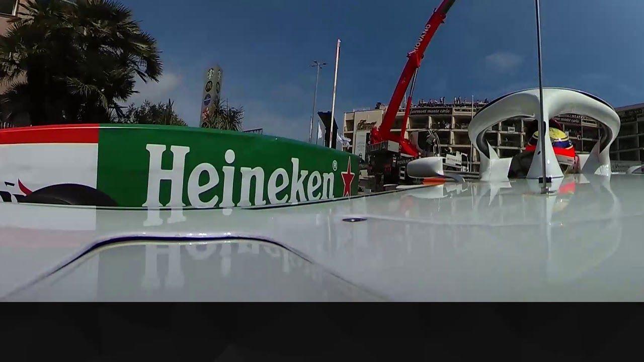 Monaco GP 2018 - ring läbi 360 kraadise kaamera