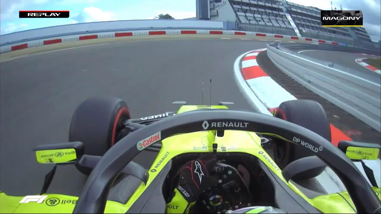 Ricciardo võttis Renault jaoks kauaoodatud poodiumikoha