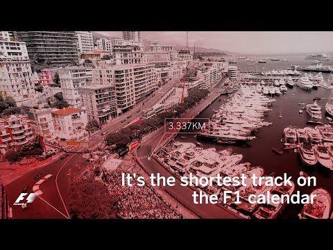 Monaco GP 2017 - eelvaade, Formula1