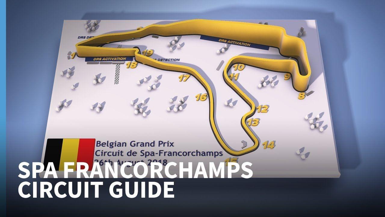 Belgia GP 2018 - eelvaade, Autosport
