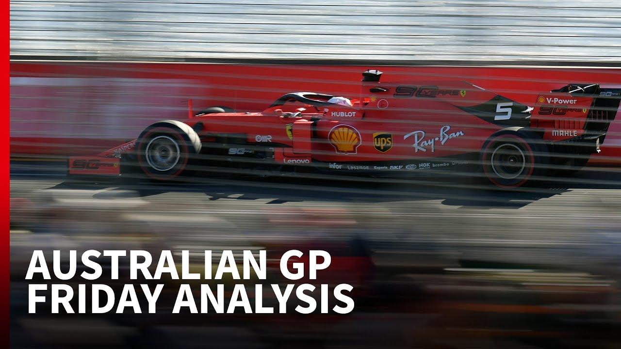 Austraalia GP 2019 - Ferrari hoiab ennast tagasi?