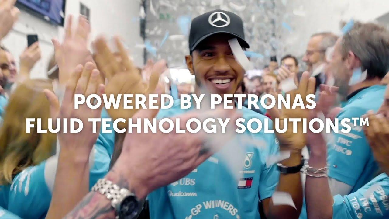Mercedes kindlustas 7 konstruktorite karika