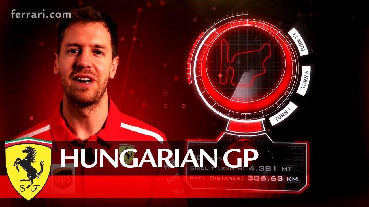Ungari GP 2018 - eelvaade, Ferrari