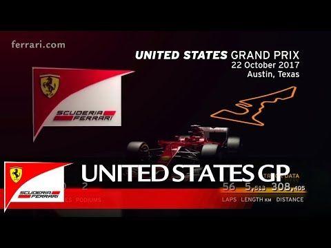 USA GP 2017 - eelvaade, Ferrari