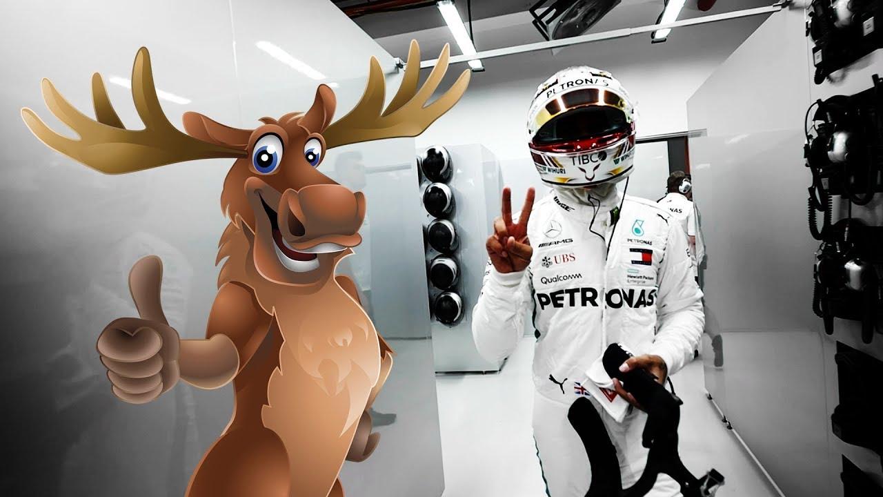 Hooaeg 2018 - mis toimub tehases võistlusnädalavahetusel, Mercedes