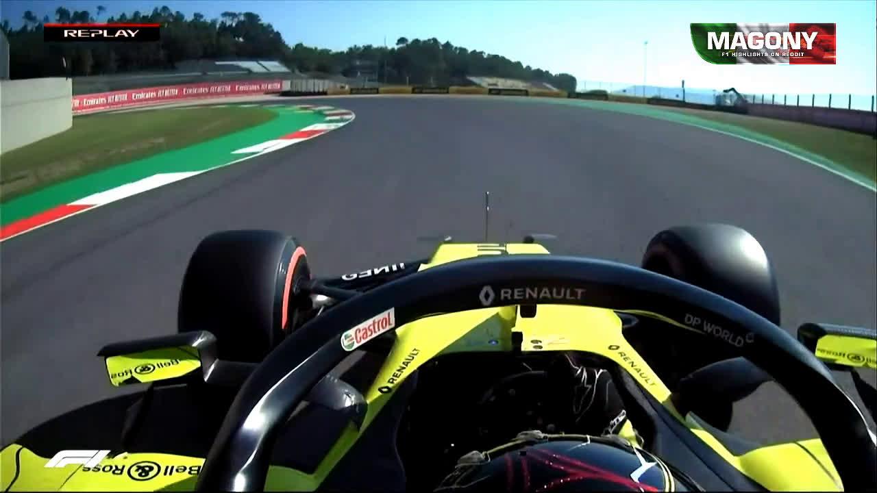 Ocon-i spinn Toscana GP kvalifikatsioonis