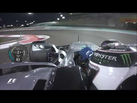 Araabia Ühendemiraatide GP 2017 - kvalifikatsioon, Bottase pole lap