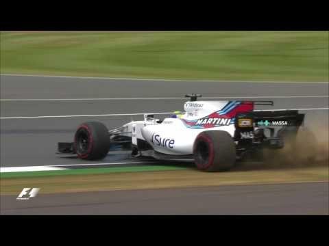 Suurbritannia GP 2017 - teine vabatreening, ülevaade