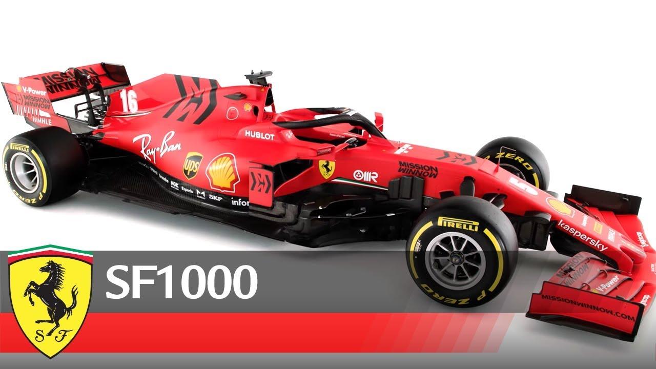 Ferrari SF1000 lühiülevaade