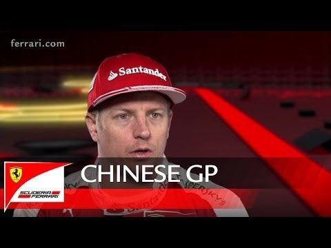 Hiina GP 2016 - eelvaade, Ferrari, Kimi Räikkönen