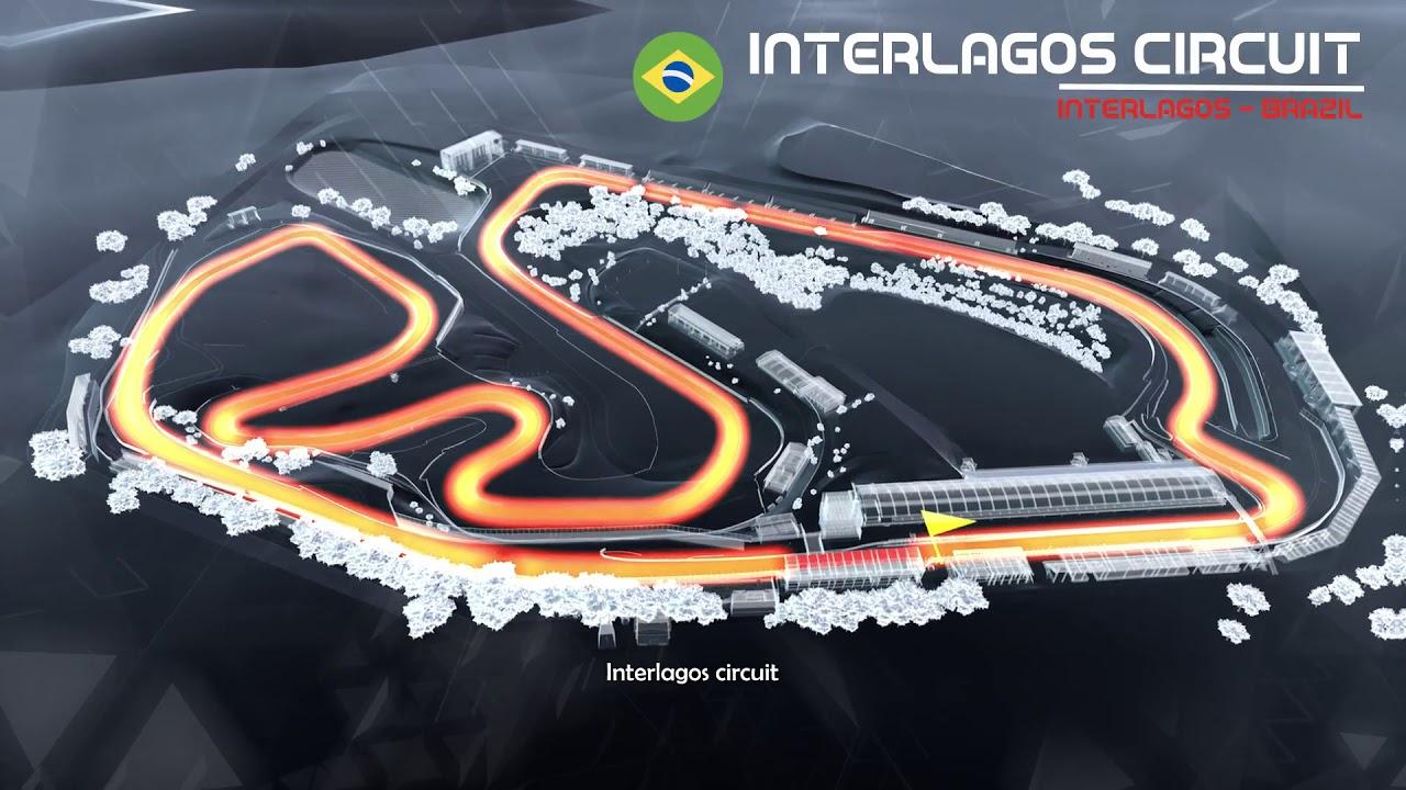 Brasiilia GP 2019 - eelvaade, Brembo