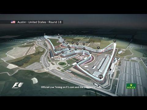 USA GP 2016 - eelvaade, raja ülevaade, Formula 1