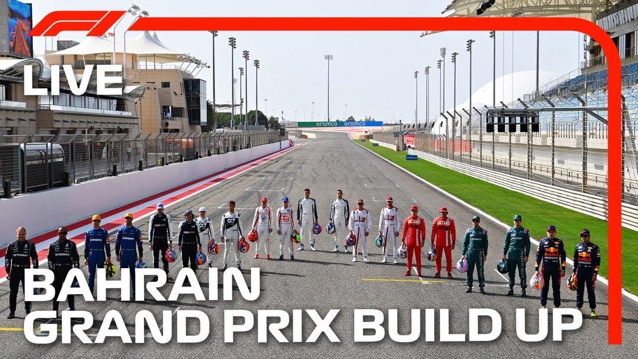 Sõitjate kommentaarid Bahreini GP stardi eel
