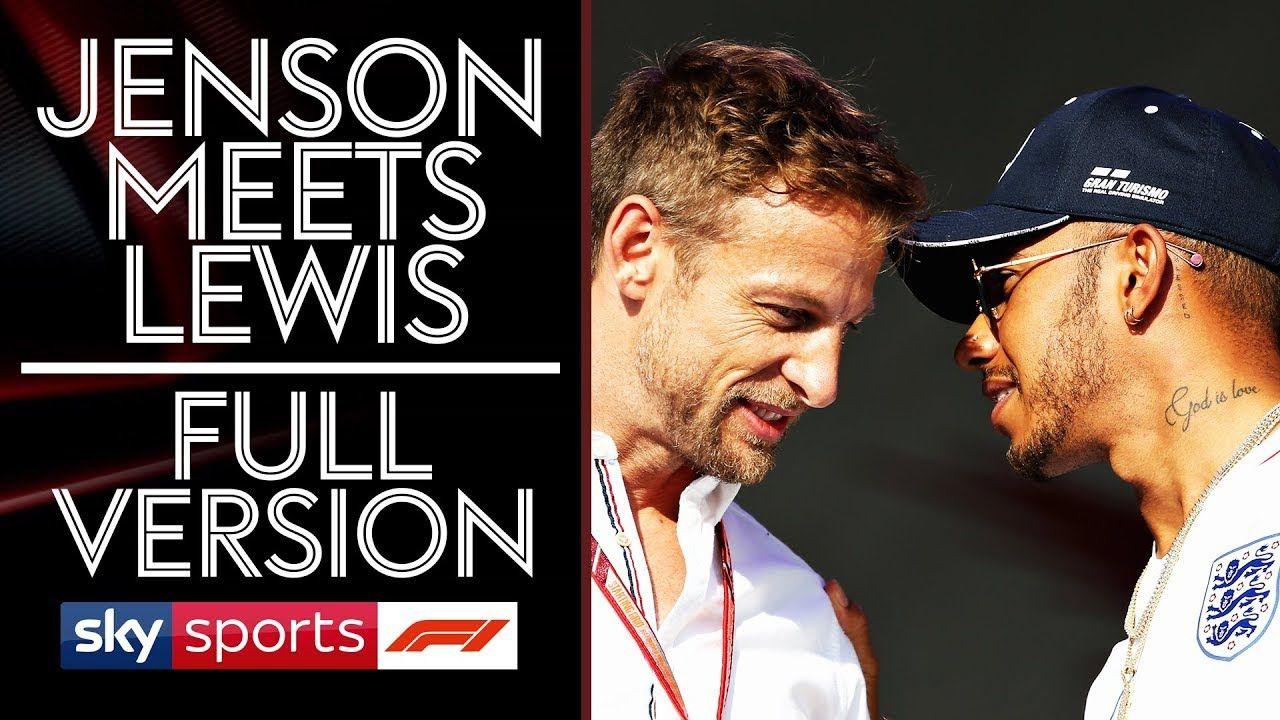 Suurbritannia GP 2018 - Buttoni ja Hamiltoni intervjuu