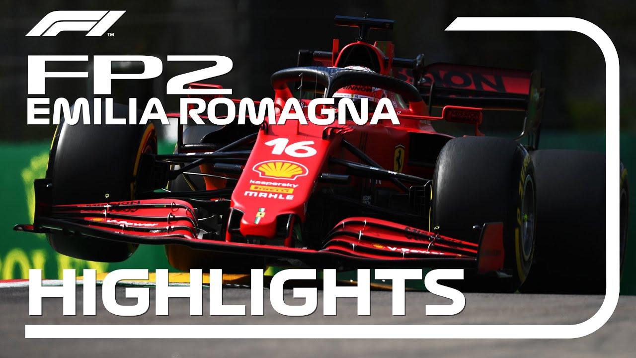Emilia Romagna GP 2021 - teine vabatreening, kokkuvõte, Formula 1