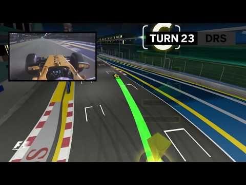 Singapuri GP 2017 - eelvaade, virtuaaltuur, Formula1