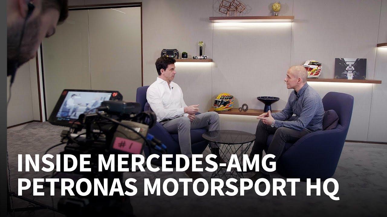 Hooaeg 2019 - Mercedese võiduvalem