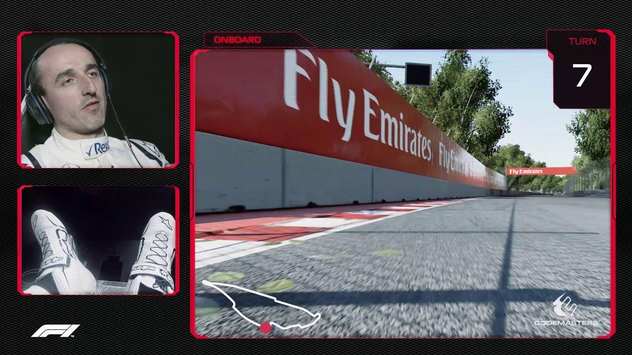 Kanada GP 2018 - eelvaade, virtuaalring, F1
