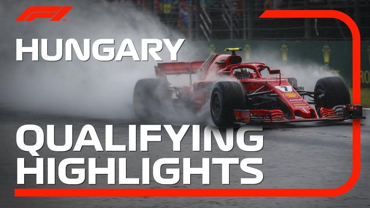 Ungari GP 2018 - kvalifikatsioon, ülevaade, F1