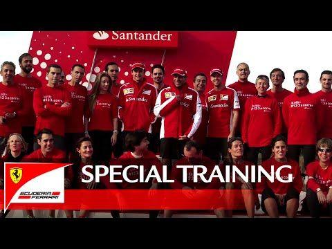 Vormel-1 2015 - Ferrari promoüritus koos Santander Group City'ga