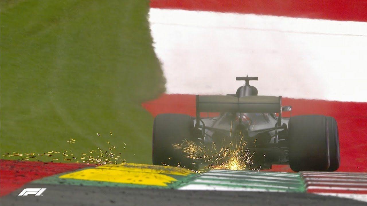 Austria GP 2018 - teine vabatreening, ülevaade, F1