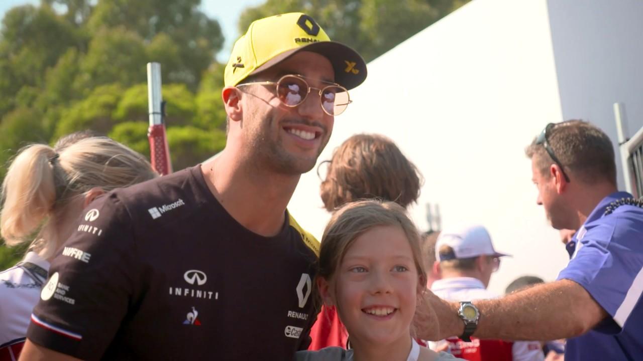 Austraalia GP 2019 - laupäevane melu, Formula1