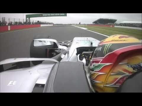 Suurbritannia GP 2017 - kvalifikatsioon, Lewis Hamilton