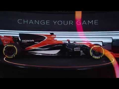 Hooaeg 2017 - McLaren-Honda MCL32 tutvustus