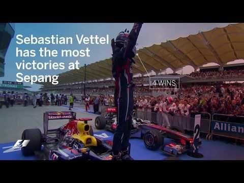 Malaisia GP 2017 - eelvaade, faktid, Formula1