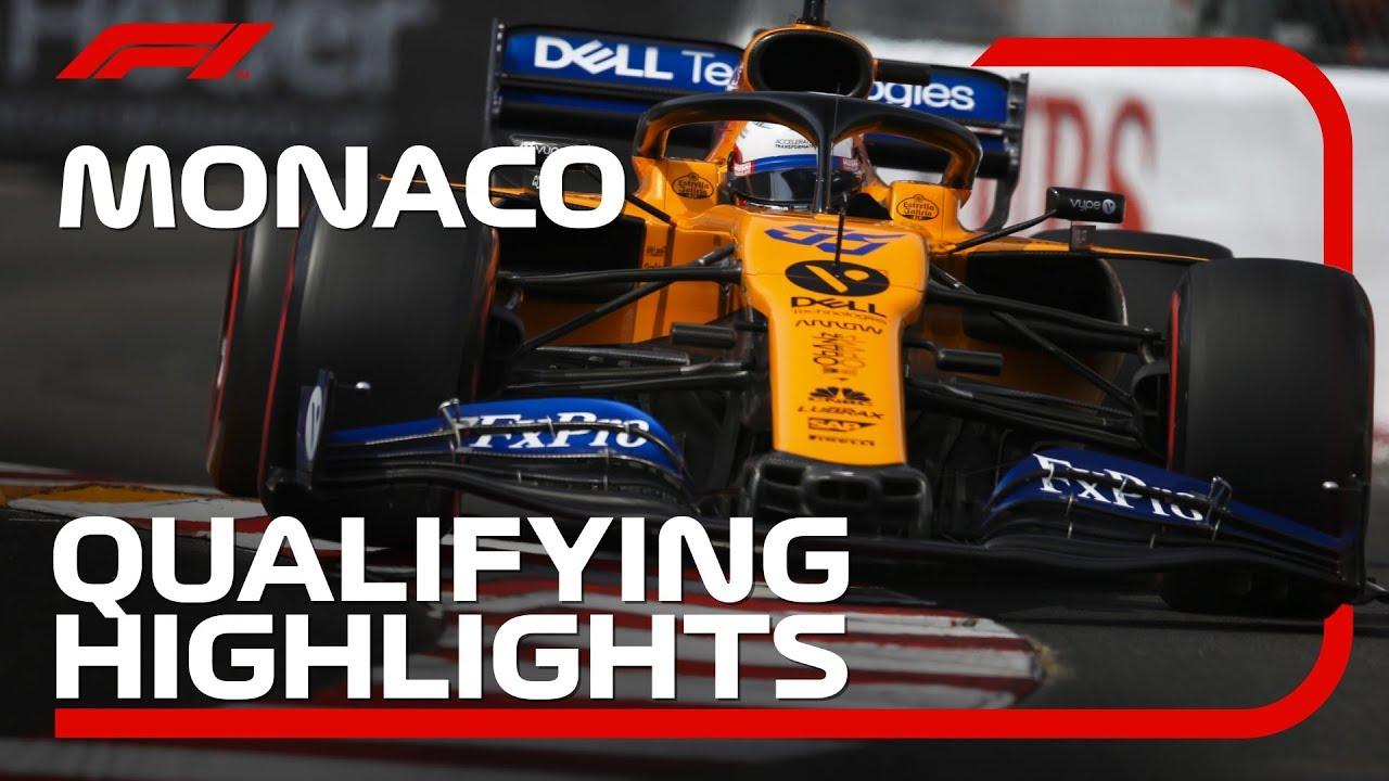 Monaco GP 2019 - kvalifikatsioon, ülevaade, Formula1