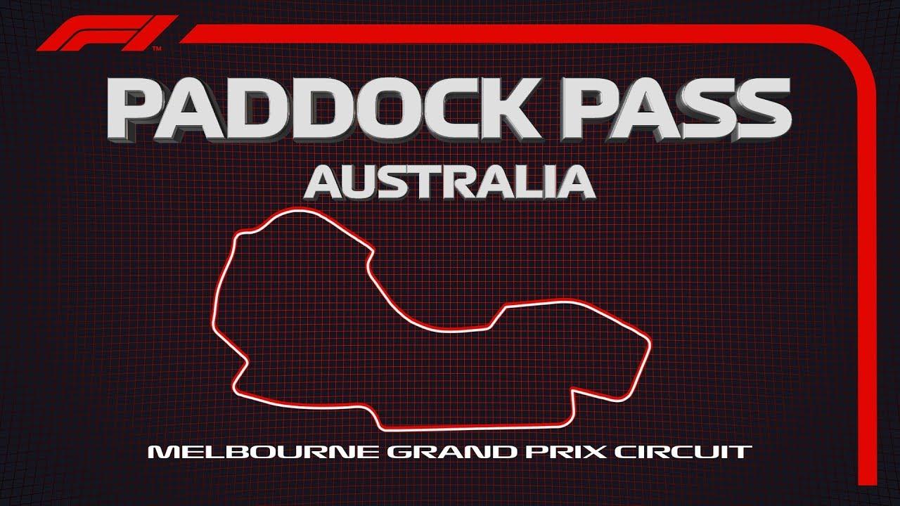 Austraalia GP 2019 - eelvaade, boksijutud, Formula1