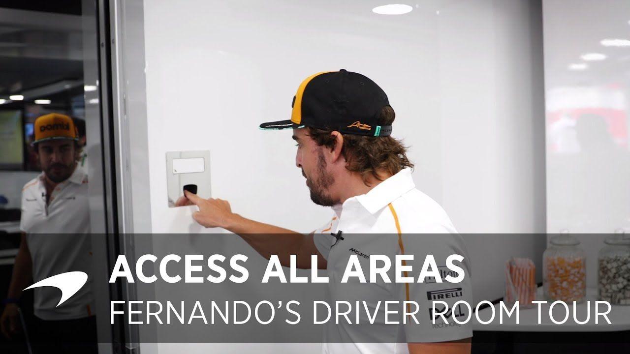 Belgia GP 2018 - telgitagused koos Alonsoga, McLaren