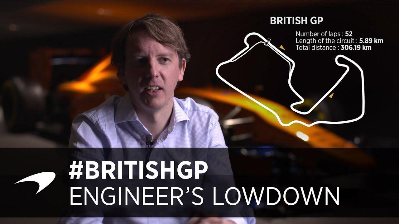 Suurbritannia GP 2018 - eelvaade, McLaren, Will Joseph