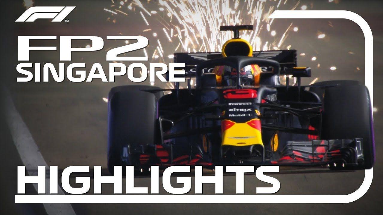 Singapuri GP 2018 - teine vabatreening, ülevaade, F1