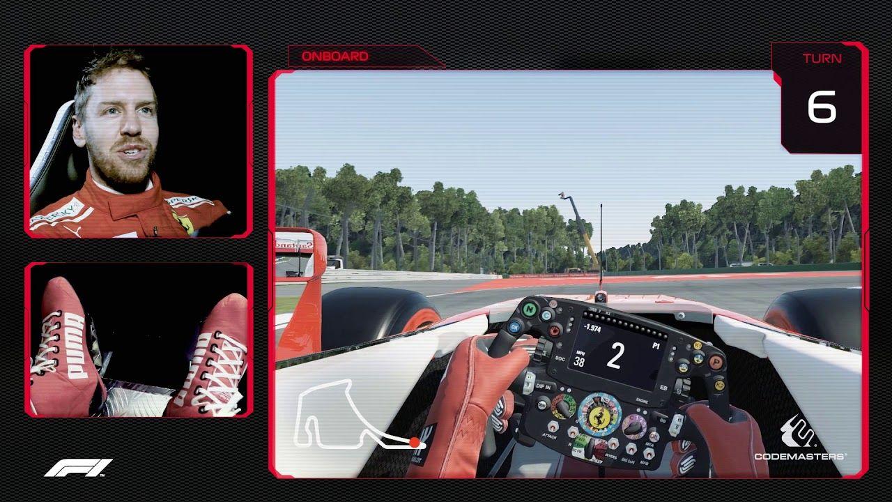 Saksamaa GP 2018 - eelvaade, virtuaalring, F1