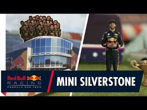 Suurbritannia GP 2017 - eelvaade, Red Bull, Daniel Ricciardo