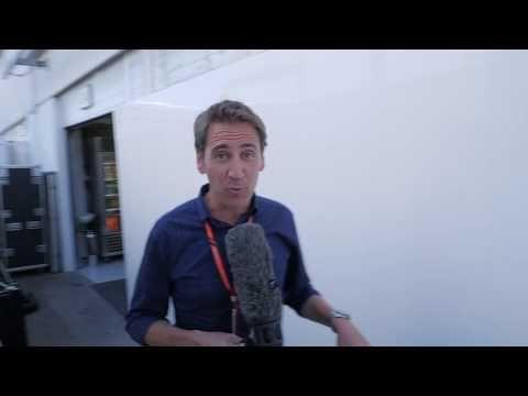 Ungari GP 2017 - kaadritagune elu, McLaren