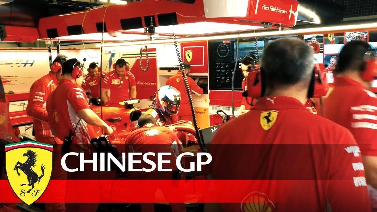 Hiina GP 2018 - telgitagused, Hiina, Ferrari