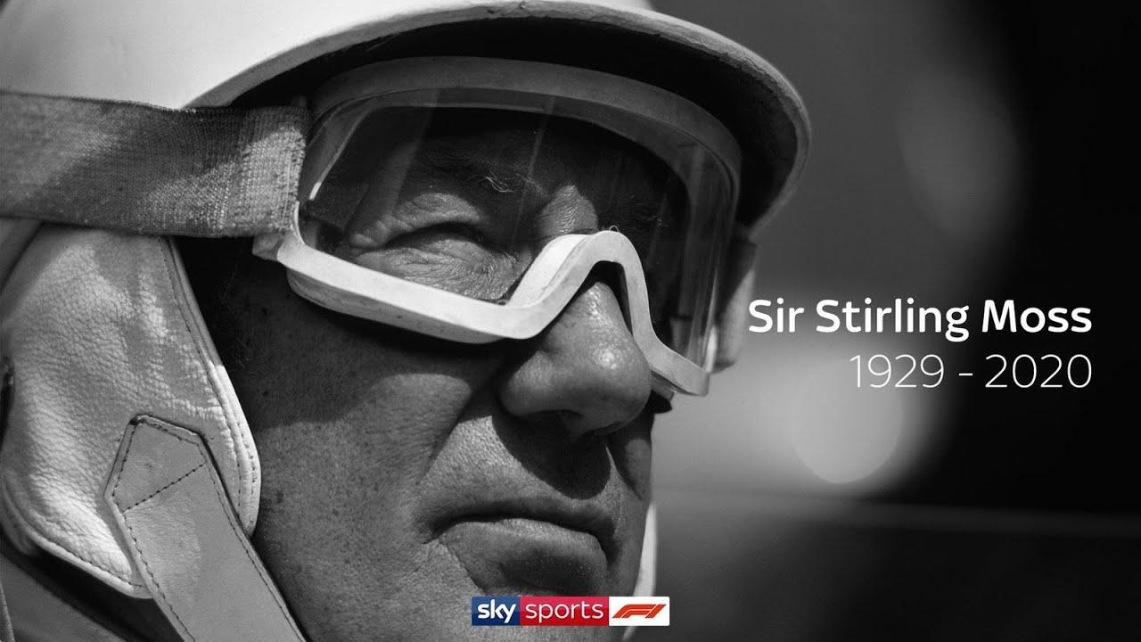 Sky Sport mälestab Sir Stirling Mossi