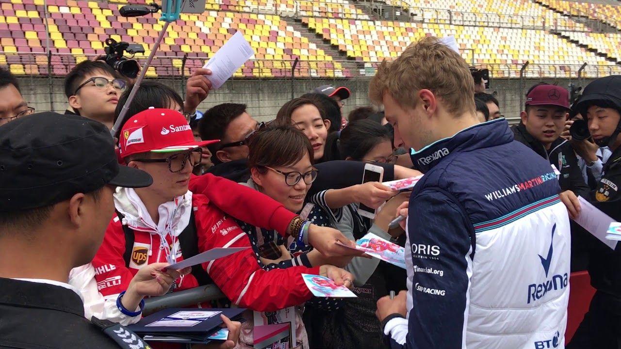 Hiina GP 2018 - telgitagused, Williams