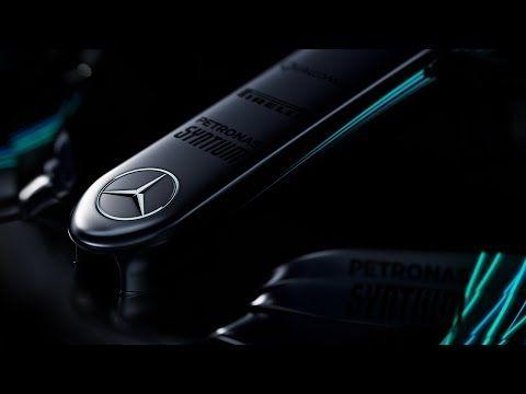 Esmaesitlus 2017 - Mercedes F1 W08 Hybrid