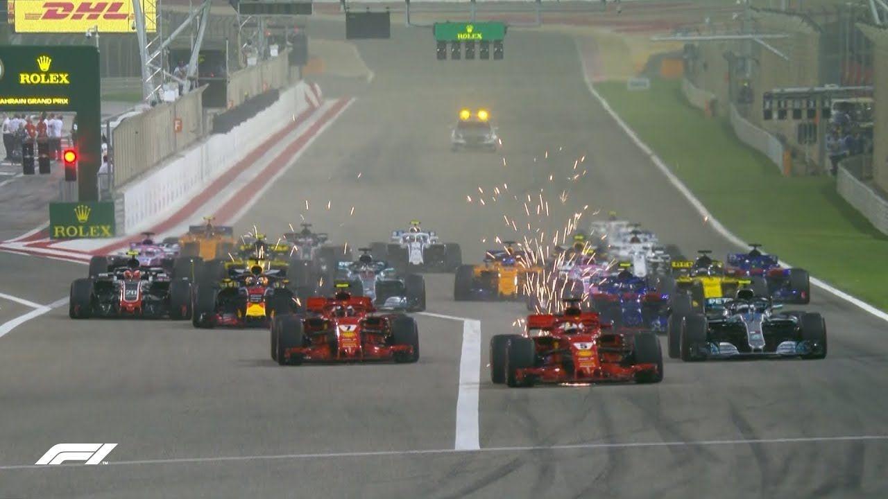 Bahreini GP 2018 - sõit, ülevaade, F1