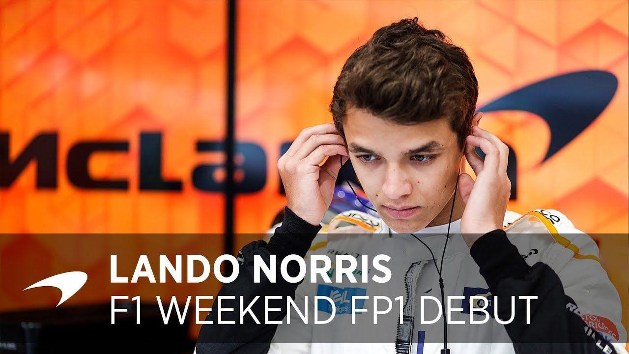 Belgia GP 2018 - Norrise debüüt võistlusnädalavahetusel, McLaren