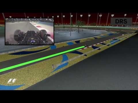 Bahreini GP 2017 - eelvaade, Formula1