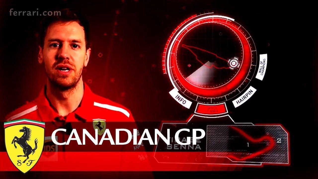 Kanada GP 2018 - eelvaade, Ferrari