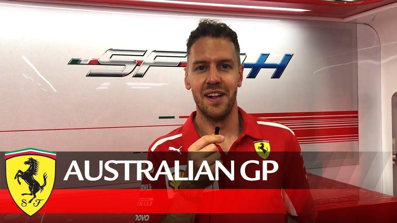 Austraalia GP 2018 - Vetteli sõnum pärast võitu