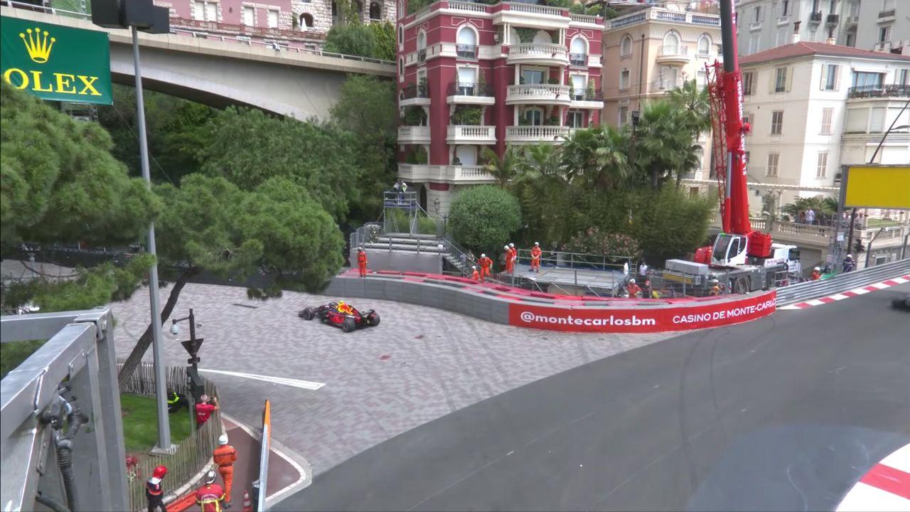 Monaco GP 2018 - esimene vabatreening, ülevaade, F1