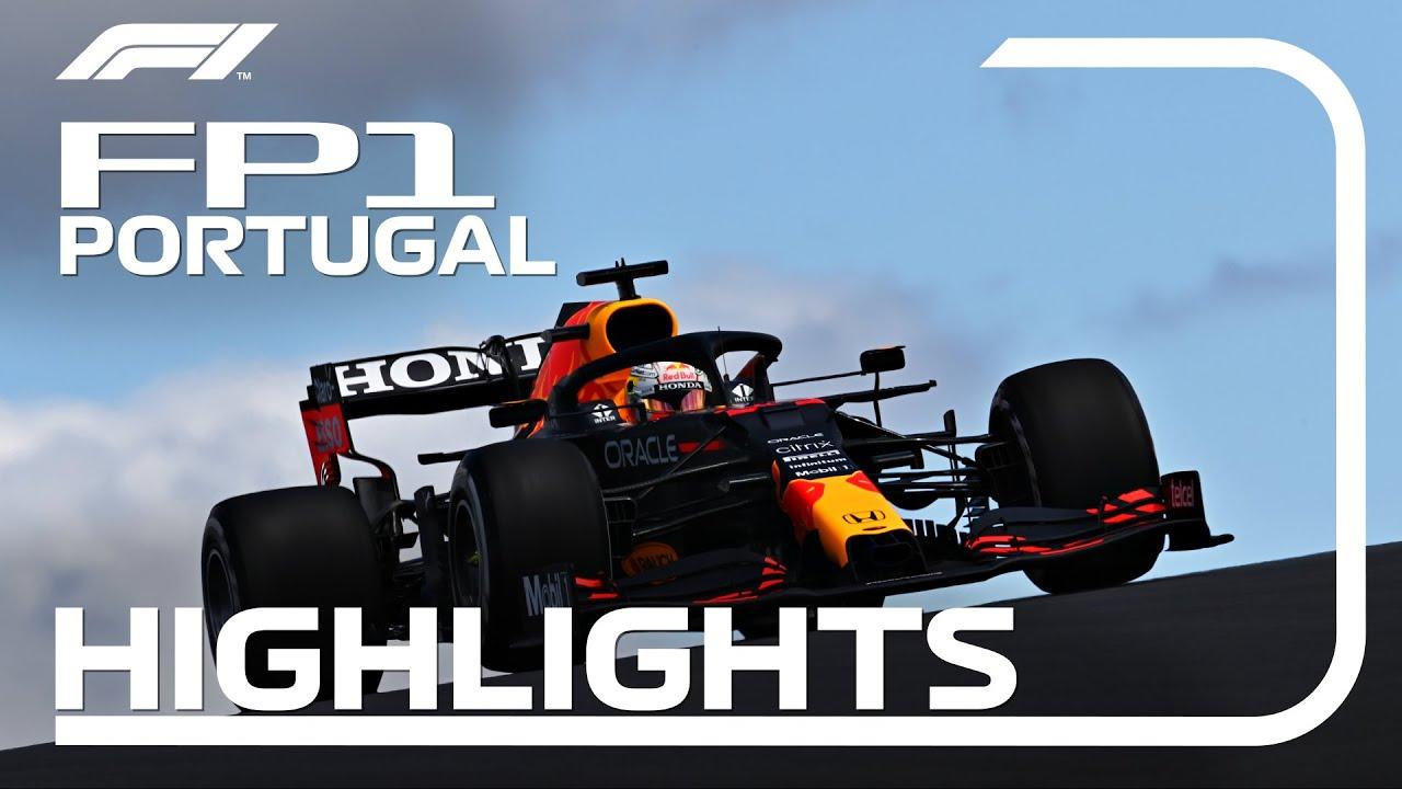 Portugali GP 2021 - esimese vabatreeningu ülevaade, Formula 1