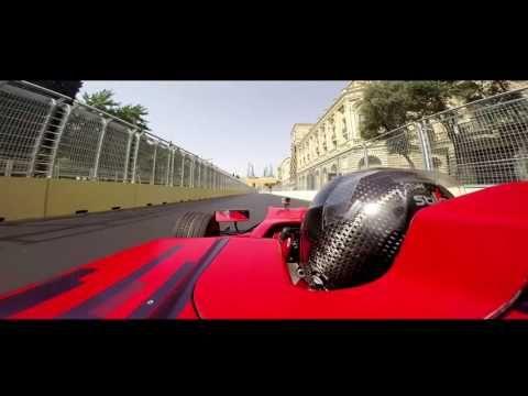 Euroopa GP 2016 - eelvaade, esimene ring
