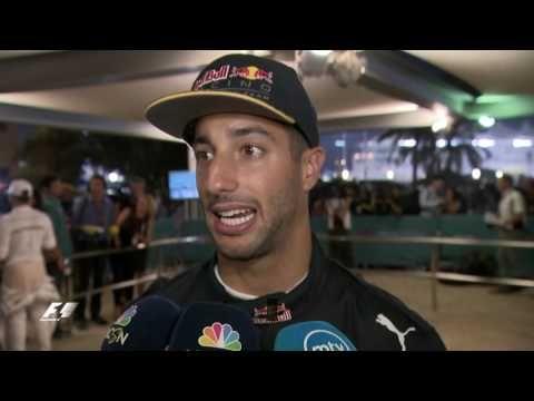 Araabia Ühendemiraatide GP 2016 - kvalifikatsioon, sõitjate kommentaarid